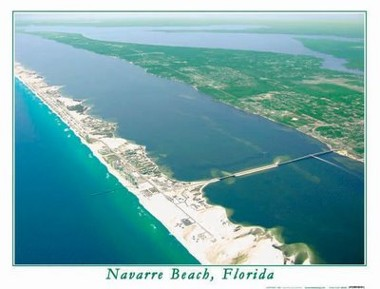 Hwy 98 And The Navarre Bridge Will Connect You To Beach There Are Vacation Als 3 Restaurants On Our Pier Is Longest In